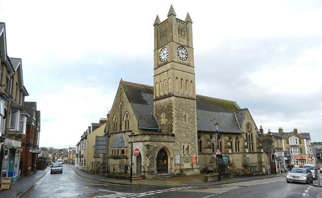 The Shanklin United Reformed Church